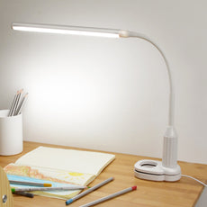 Adjustable Desk Lamp with LED Sensor Control