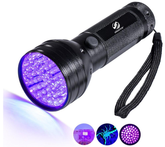 Ultra Violet UV Led Flashlight Torch Blacklight