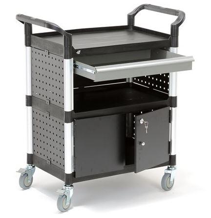 Instrument Trolley, Drawer and Cabinet