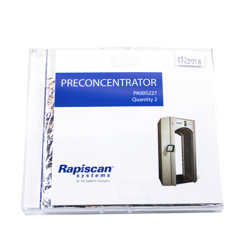 Preconcentrator Kit, Qty 2
