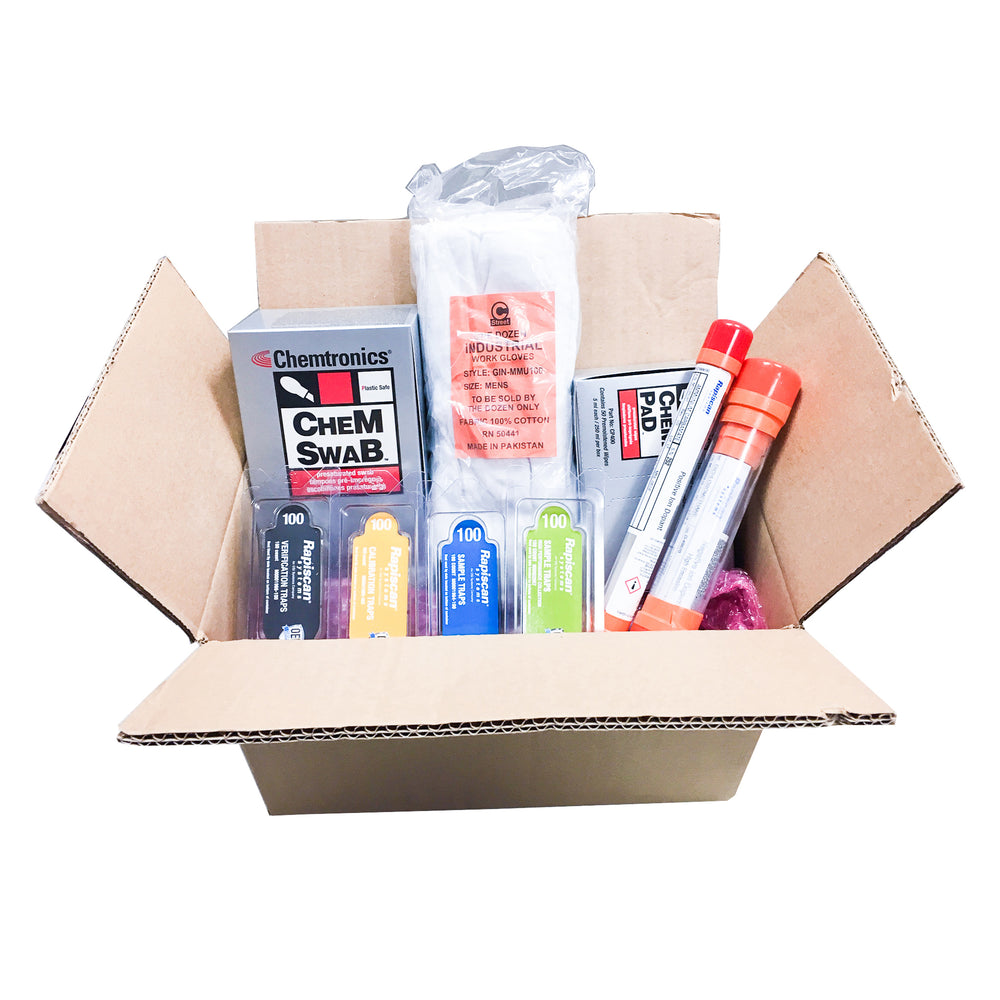 Consumables Kit, 12 Months, E Mode