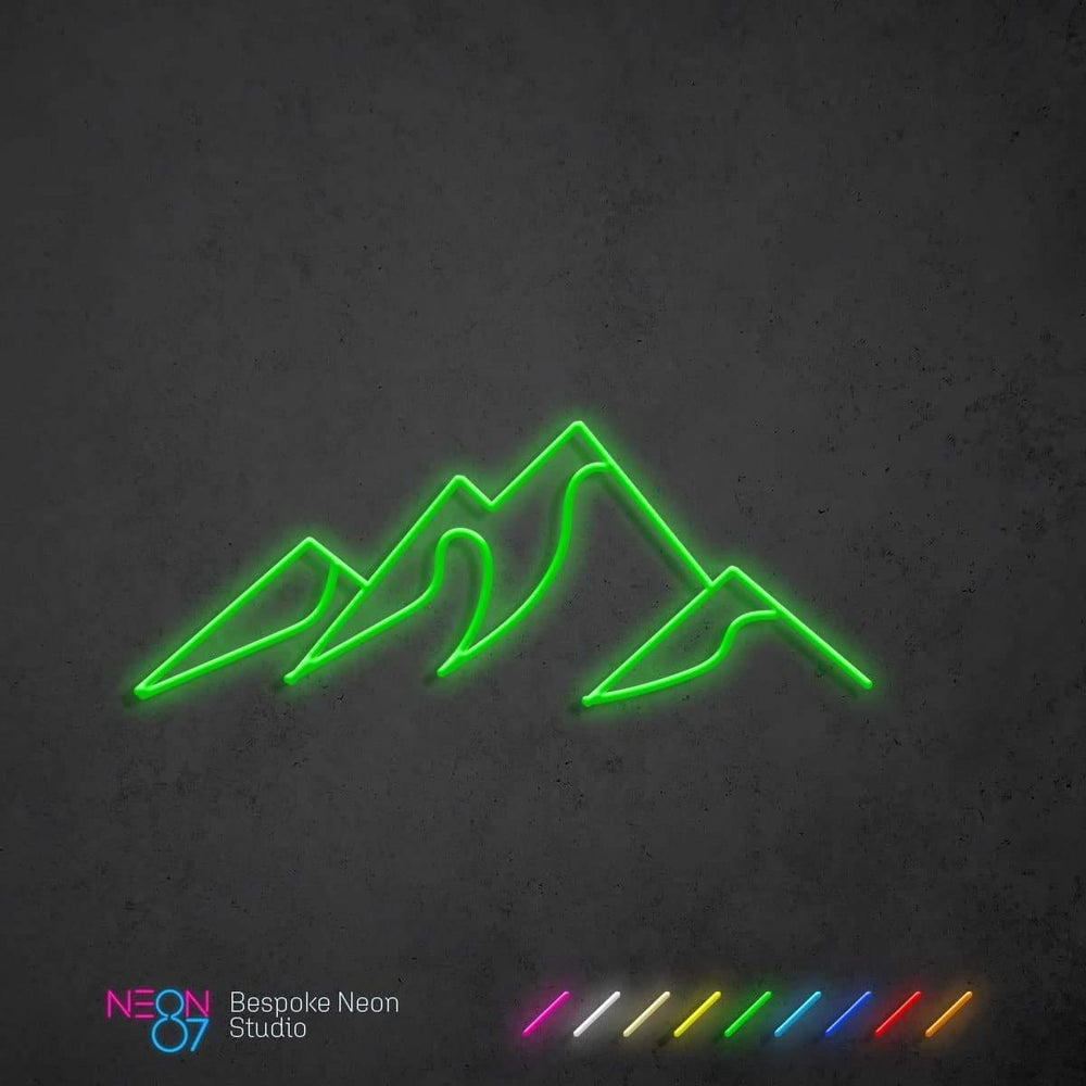 Load image into Gallery viewer, Damavand Neon Light Sign