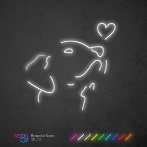 Load image into Gallery viewer, Puppy Love Neon Light Sign