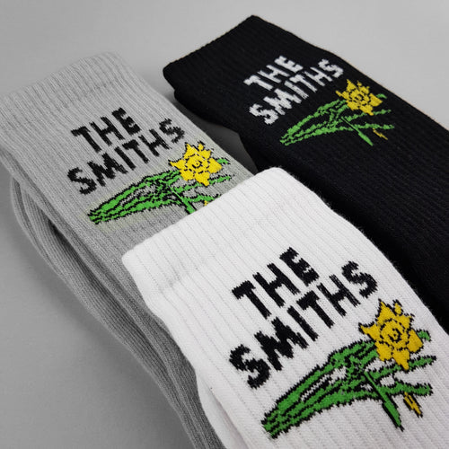 Set of 3 Smiths Socks (FREE POSTAGE IN THE USA)
