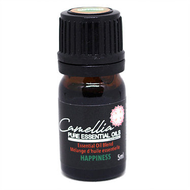 Happiness Pure Essential Oil Blend - The Crooked Corner