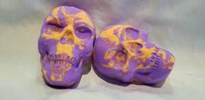 Skull Bath Bombs - The Crooked Corner