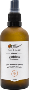Goddess Floral Water Spray - The Crooked Corner