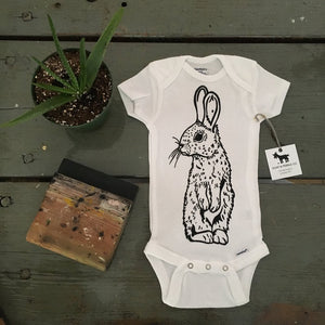 Bunny Onesie - The Crooked Corner