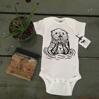 Otter Onesie - The Crooked Corner