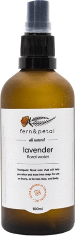 Lavender Floral Water - The Crooked Corner