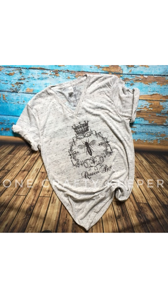 Queen Bee Tee - The Crooked Corner