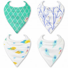 Load image into Gallery viewer, Baby Bandana Bibs - The Crooked Corner