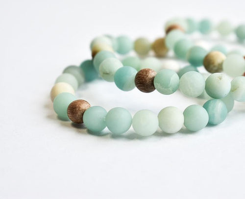 Amazonite Bracelet - The Crooked Corner