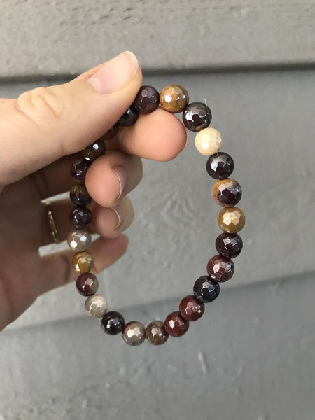 Mookaite Bracelet - The Crooked Corner