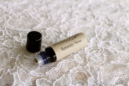 Serenity Now Essential Oil Roller - The Crooked Corner