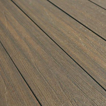 Deck Premium Color Walnut - Tabla 223 x 14.2 x 2,1 cm (Valor m2)