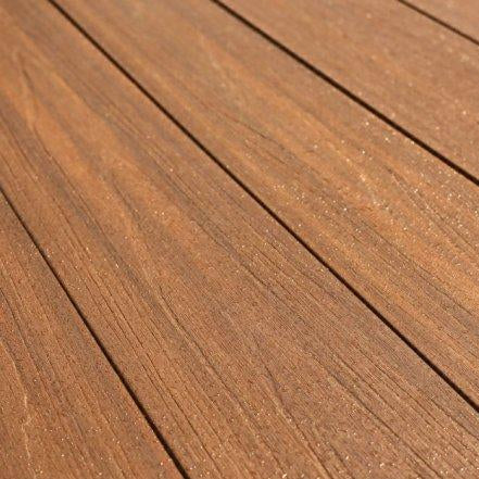 Deck Premium Color Teak - Tabla 223 x 14.2 x 2,1 cm (Valor m2)