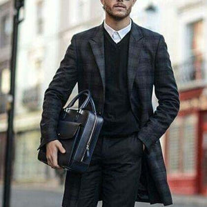 Men's Fashion - How To Look Sharp This Winter