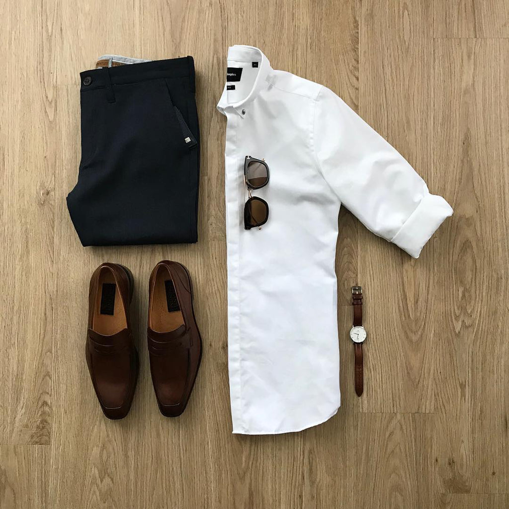 5 Cool Outfit Formulas To Make You Look Sharp
