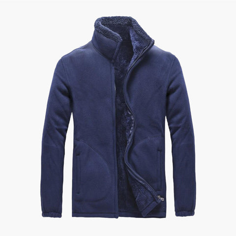 Men's Basics Winter Casual Long Sleeve Jacket
