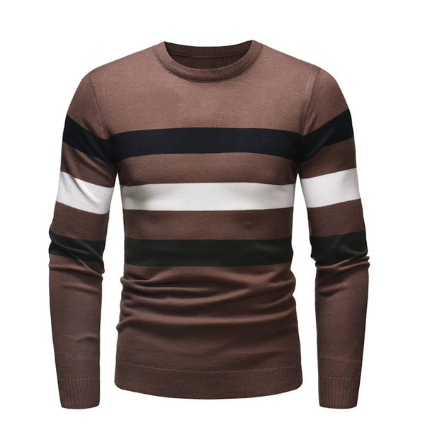 Men's Multi-Colour Sweater