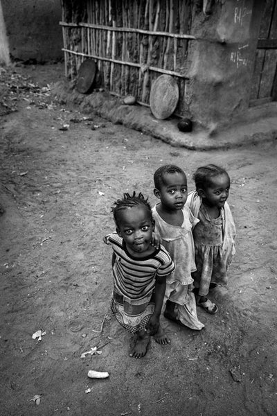 The Children of Omo Valley