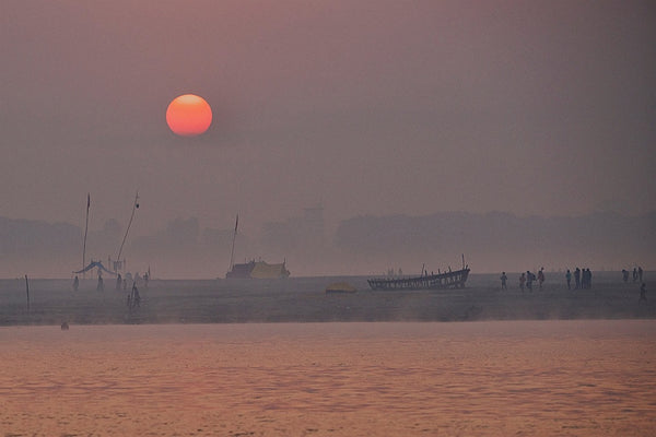 Morning of Varanasi