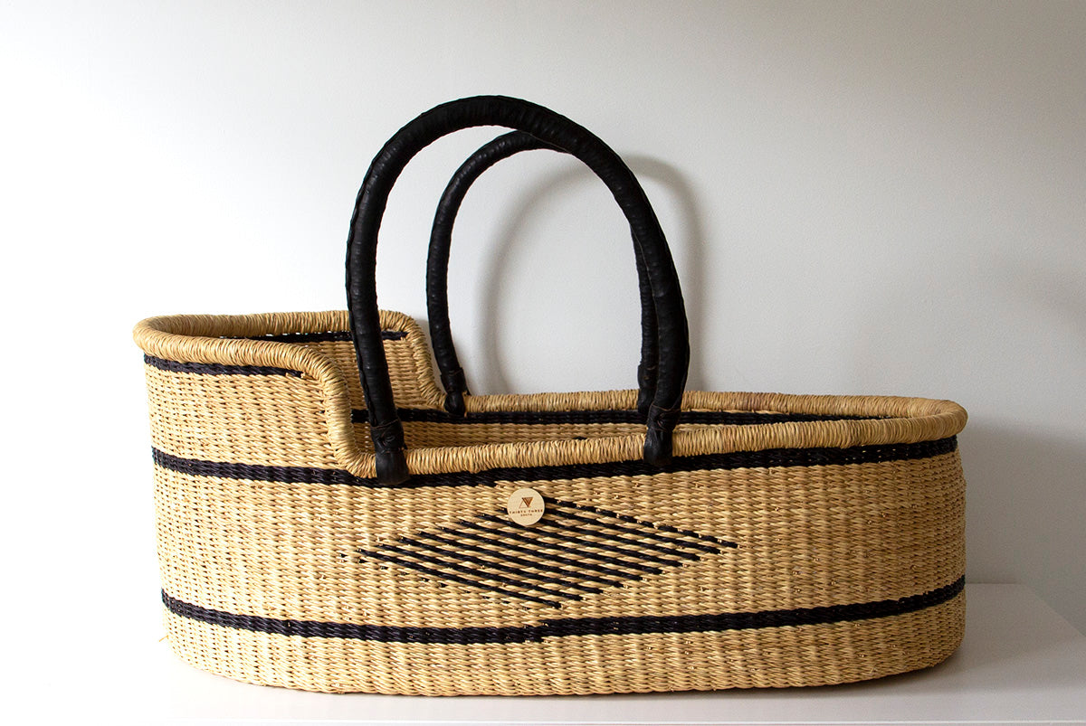 Thirty Three South Kumasi Moses Basket