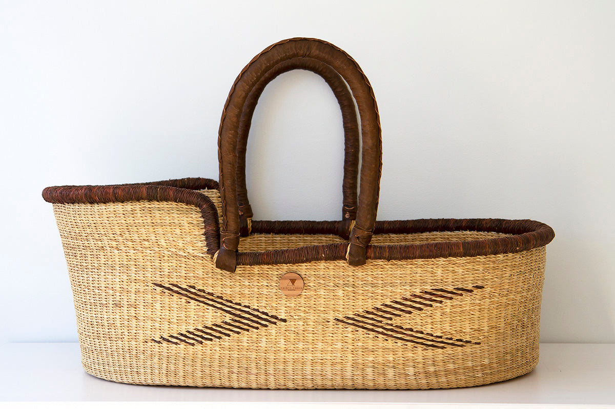 Thirty Three South Patagonia Moses Basket