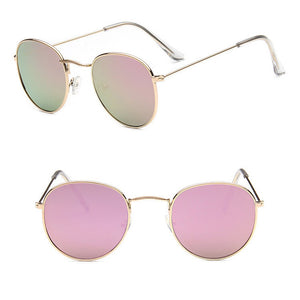 Vintage Oval Sunglasses
