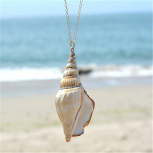 Ocean Seashell Necklace