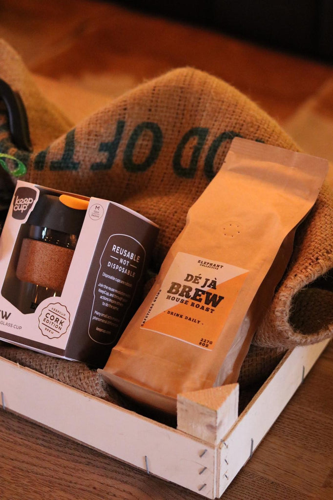 Elephant Collective Christmas Hamper - Coffee
