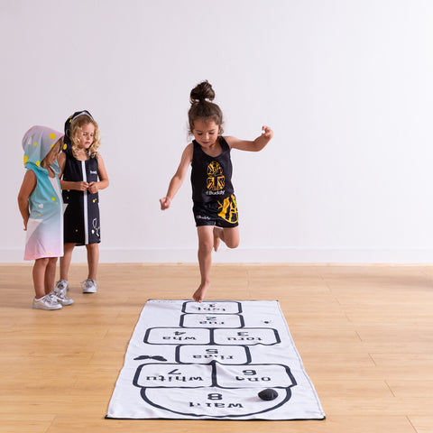 SPACEY play mat hopscotch