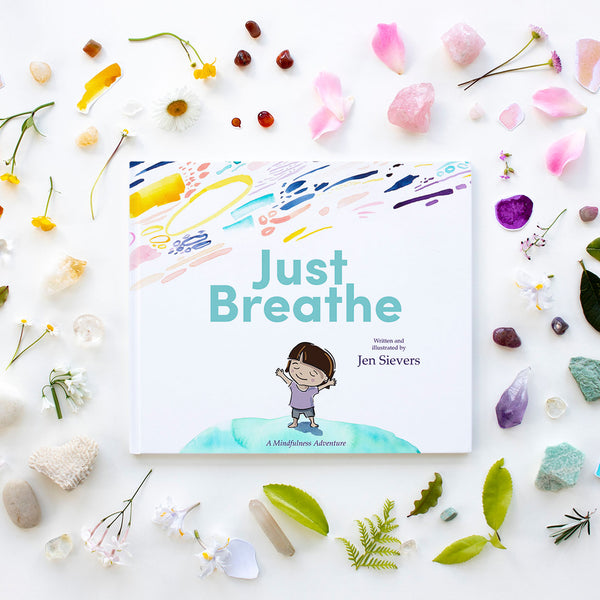 Just Breathe - a mindfulness book for children