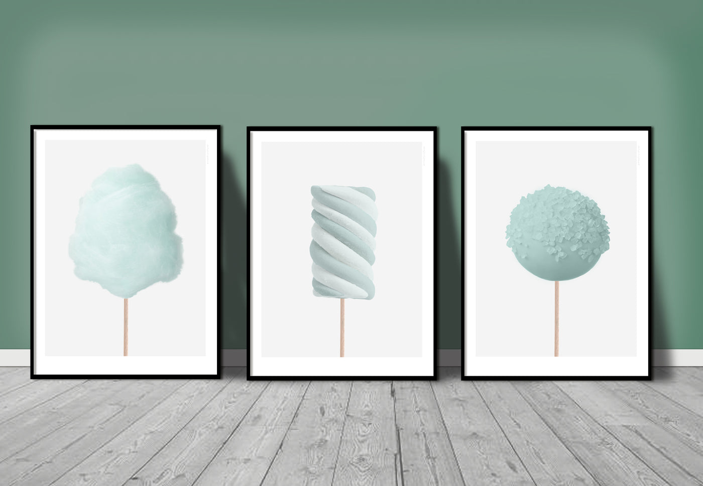 Kreativitum Candy Collection - Mint