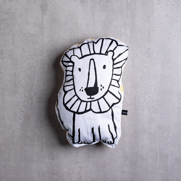 Henry + Co Cuddle Cushion - Lion