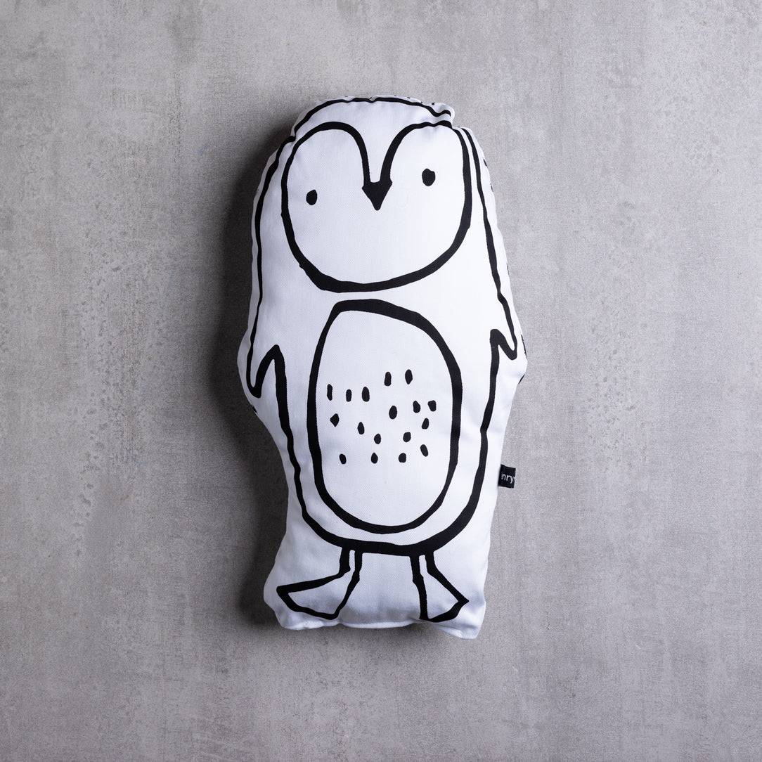 Henry + Co Cuddle Cushion - Penguin