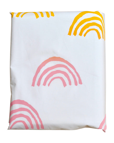 Henry + Co Duvet Cover - Mini Indi Rainbow