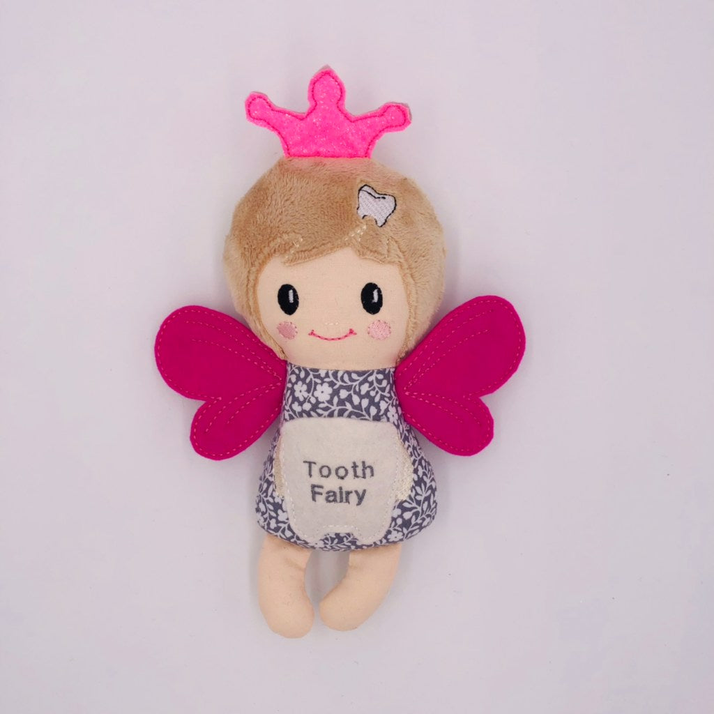 Tooth Fairy Time by Lille Bee - Harper
