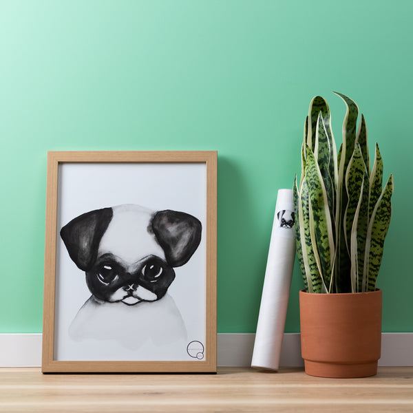 Kreativitum Animals Collection - Pug