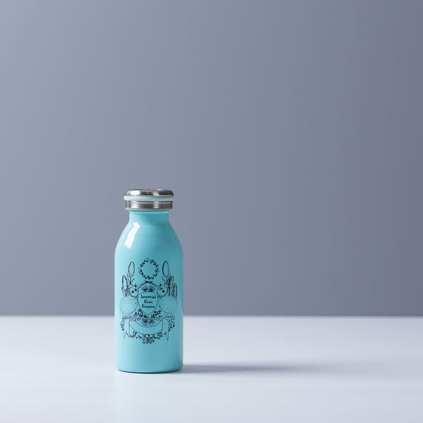 Misery Guts Drink Bottle - Blue