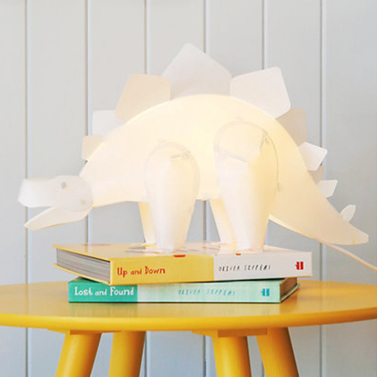 Night Light - Dino Stegosaurus