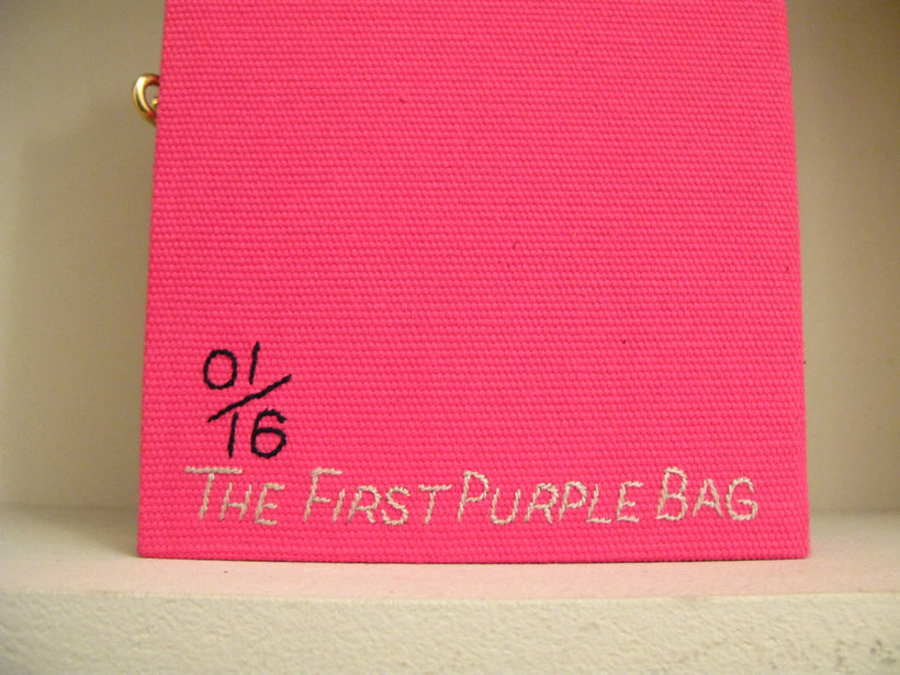 The Purple Bag by Olympia Le Tan