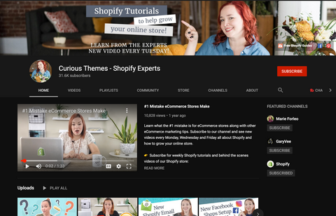 Curious Themes - Shopify Experts