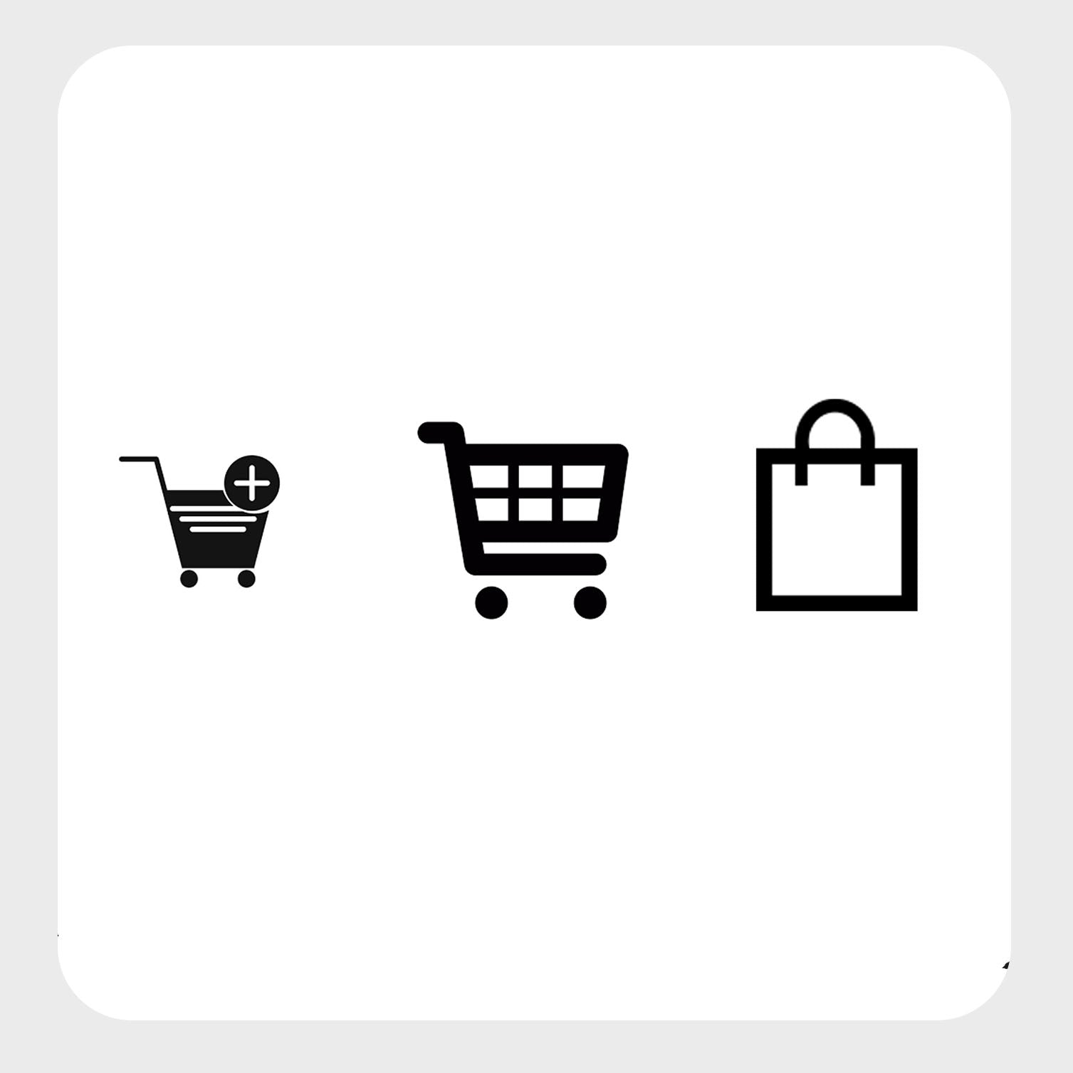 Custom Add To Cart Icon