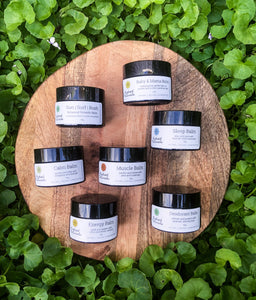 australian natural and organic skincare balms for sensitive skin