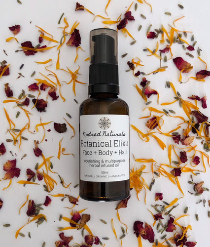 Australian natural and organic multipurpose face serum skincare