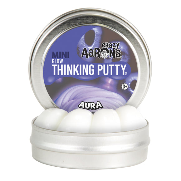 Thinking Putty Glow in the Dark Aura