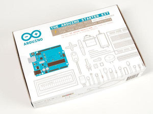 Official Arduino Starter Kit (English, French)