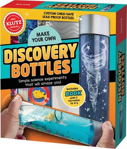 KLUTZ Make Your Own Discovery Bottles